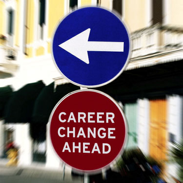 change in career path